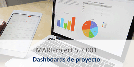 MARIProject Dashboards proyecto